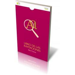 LIBRO DE LAS INVITACIONES