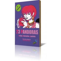 23 PANDORAS. POESÍA ALTERNATIVA ESPAÑOLA
