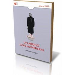 UN ABRIGO CON HOMBRERAS