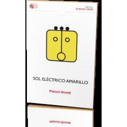 SOL ELÉCTRICO AMARILLO