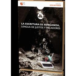 LA ESCRITURA ES VENGANZA, LENGUA DE JUSTOS Y PECADORES - LUCHALIBRO - 4